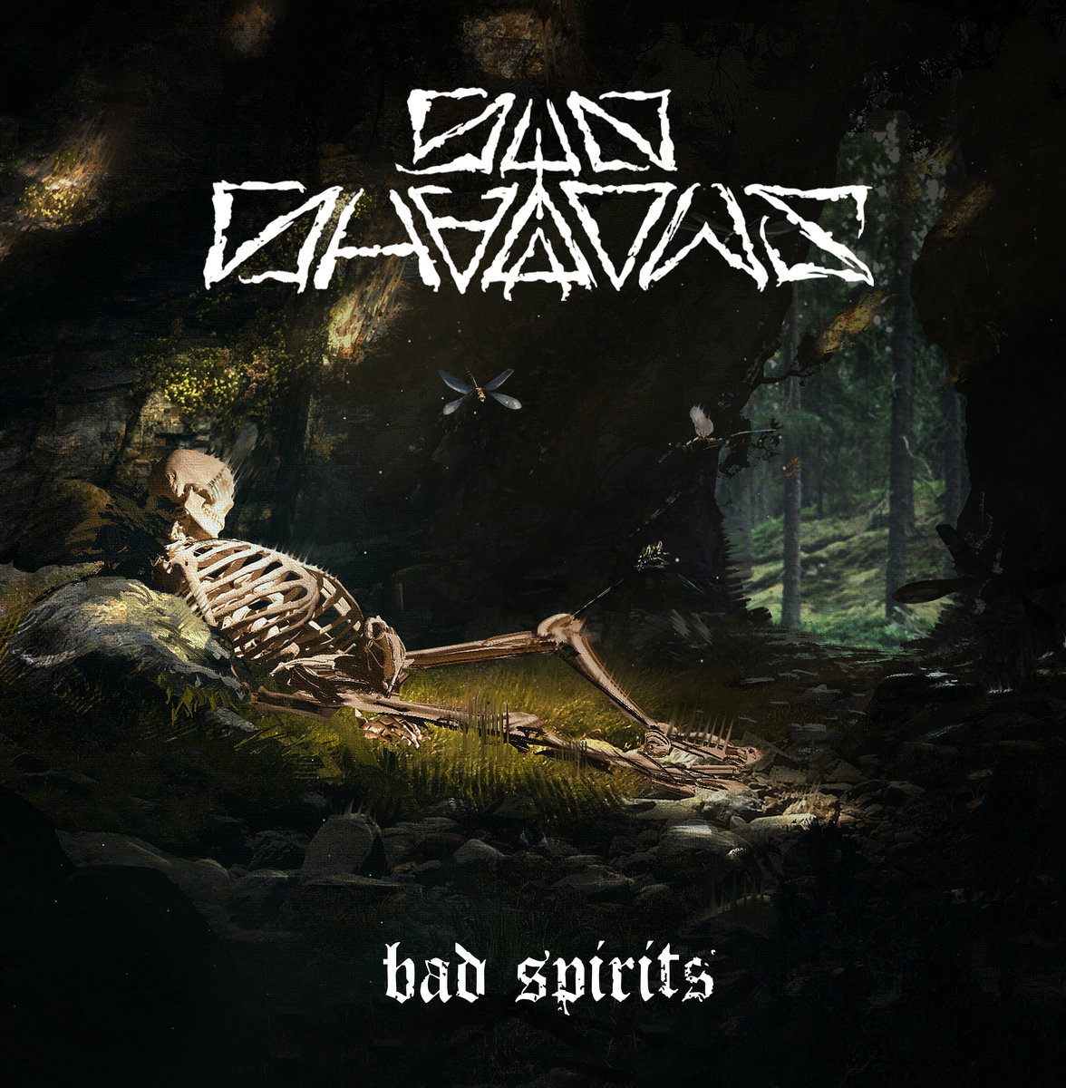 Bad Spirits Cover Artwork